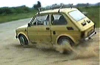 Moja przygoda z Fiatem 126p