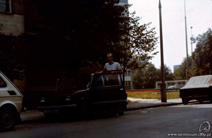 Rok 1984 W Warszawie