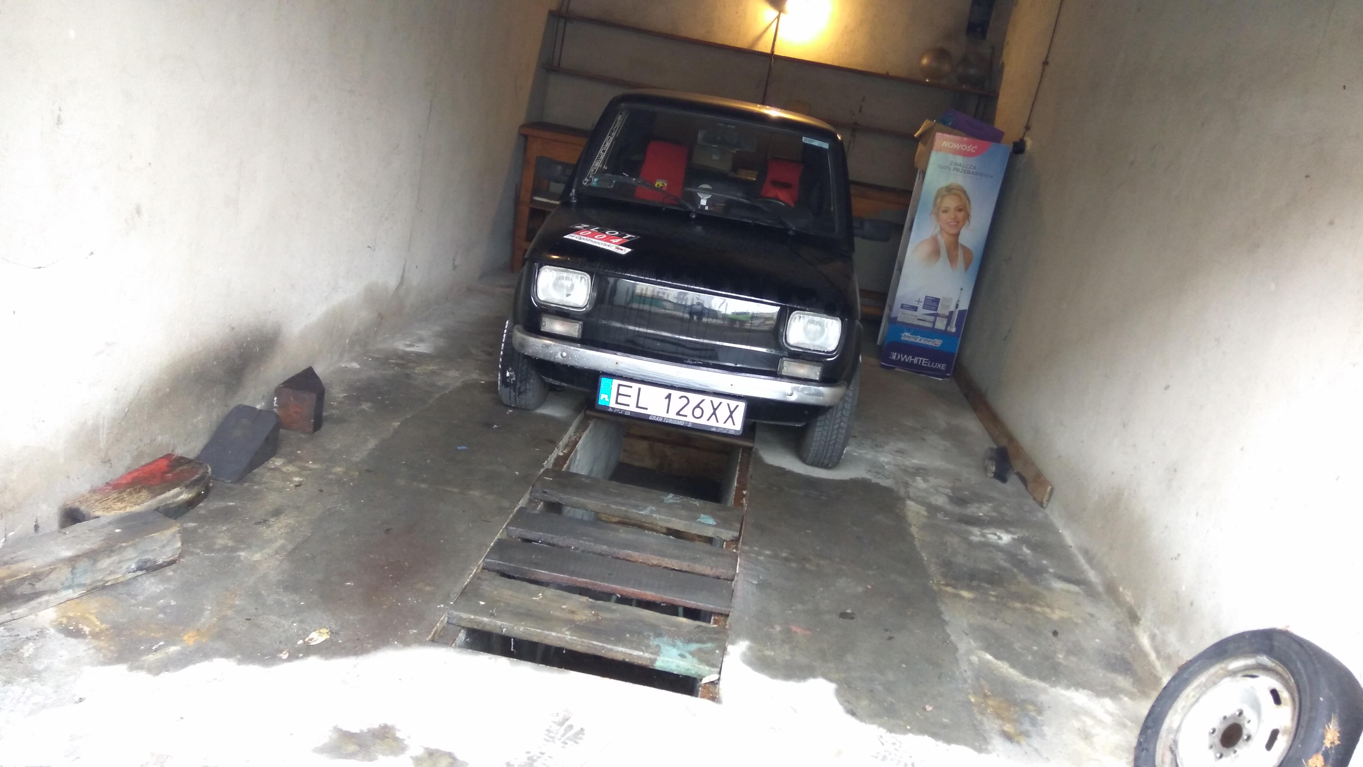 Koszmar garażu wynajętego od miasta